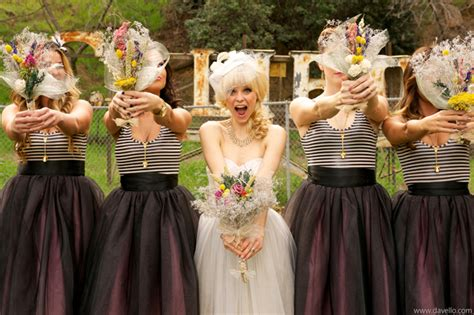 wedding horror stories wedding trends bridesmaids in skirts how to styled