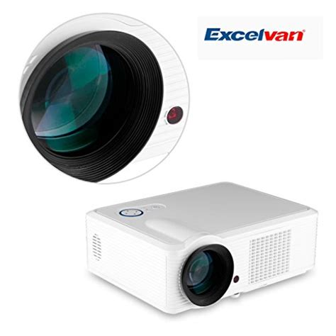 Small Home Projector Price Compare Excelvan 2000 Lumens Gaming Projector