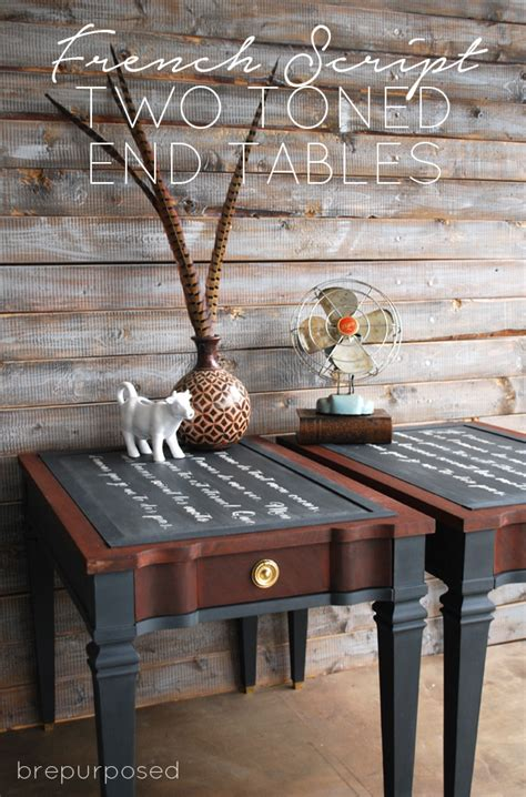 Chalk Paint Bookcase 6 Ways To Refinish Tables Desks Amp Buffets Sand And Sisal