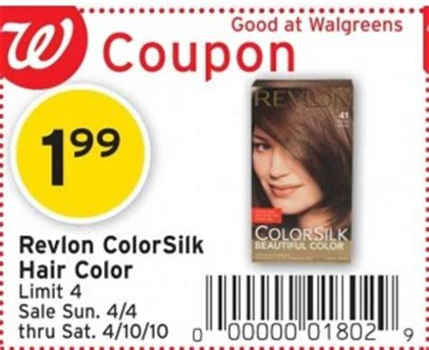 revlon hair color coupons revlon colorsilk coupon 2017 2018 best cars reviews of