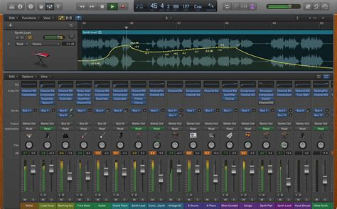 Garageband Mixing Apple Is Still Going Pro From Hardware To Pro App Updates