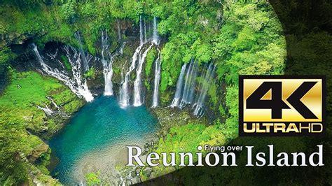 Search Reunite Drone Ile De La R 233 Union 4k S 233 Bastien Lacour