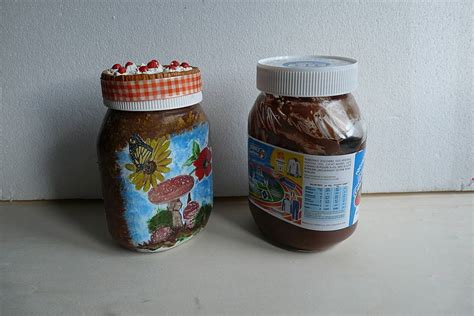 Idee Di Riciclo Creativo by Riciclo Creativo Barattoli Della Nutella 21 Idee