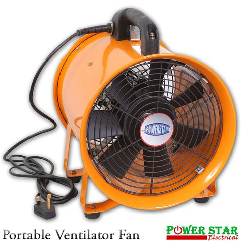 industrial air blower fan extractor fan portable ventilator industrial air axial