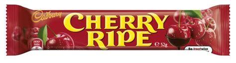 Cadbury Cherry Ripe 180g cherry ripe