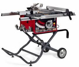 Table Saw Portable by Best Portable Table Saw Best Table Saw
