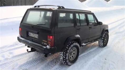 jeep 4 0l magnaflow custom exhaust