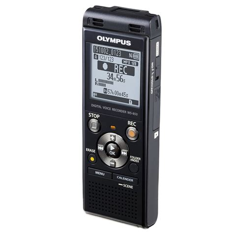 digital olympus maxiaids olympus digital voice recorder ws 853 8gb