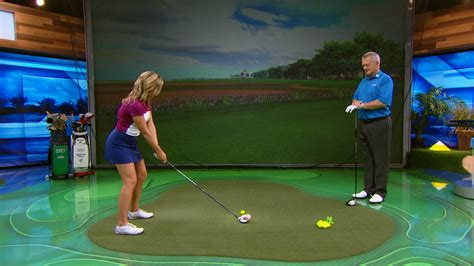 driver swing technique martin hall on how to drive it like graeme mcdowell golf