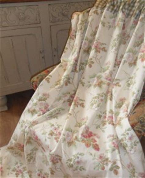 laura ashley cream curtains bespoke laura ashley cream roses angelica gingham curtains