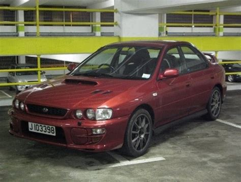 Cars For Sale 2000 My Impreza Position 1 Race And