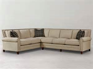harlan large l shaped sectional by bassett furniture