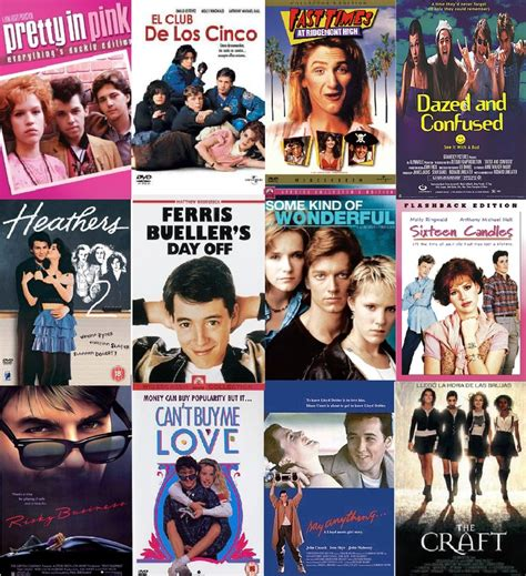recommended teenage film best teen movies of the 80s a list by they call me jess