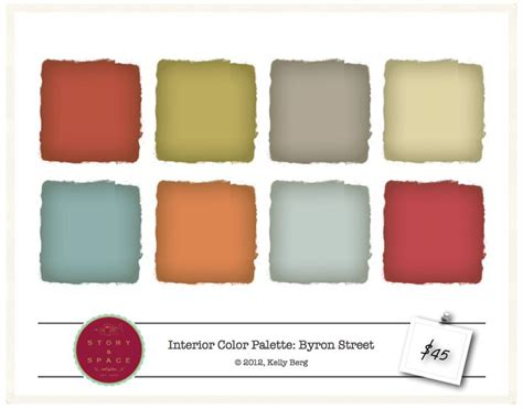 interior color palette 136 best images about colors for home on