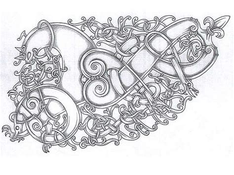 simple tattoo backgrounds simple celtic tattoo design on a white background