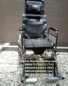 Kursi Roda Onemed Surabaya kursi roda 3in1 kursi roda tempat bab tidur surabaya