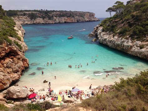 best beaches near palma mallorca island the best beaches 1080p