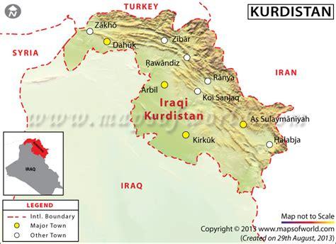 map of iraqi kurdistan l heure du kurdistan aurait sonn 233 cclj centre