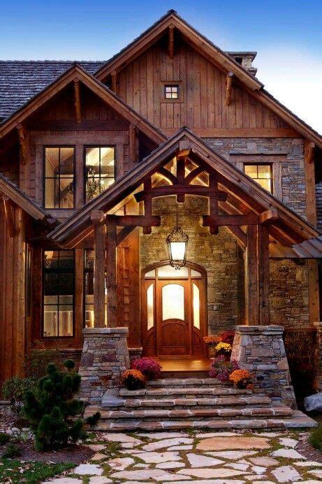 log home exterior doors best 25 log cabin exterior ideas on log