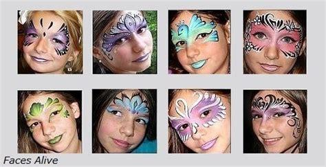 imagenes para pintar la cara de los niños maquillaje para halloween maquillarse caras de miedo