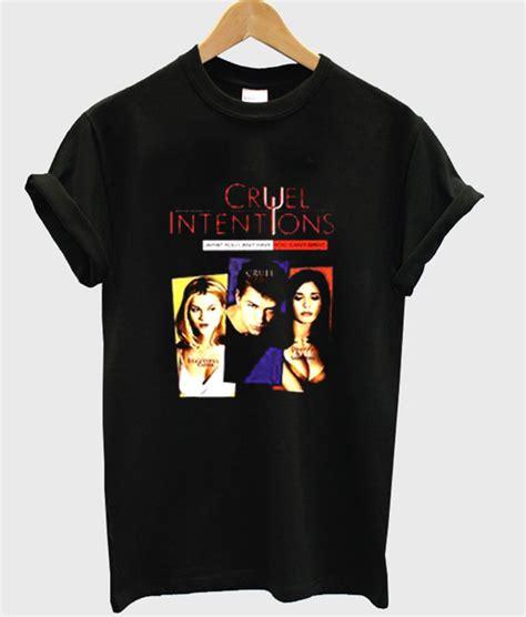 cruel intentions t shirt