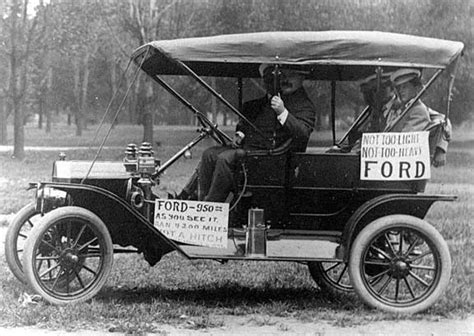 model t ford forum early but how early