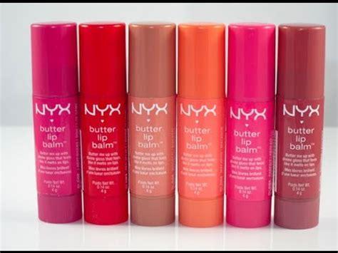 Lipgloss Nyx Original review marc makeup line lipstick lipgloss