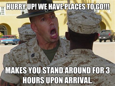 Drill Sergeant Meme - 10 memes every new recruit should see before boot c