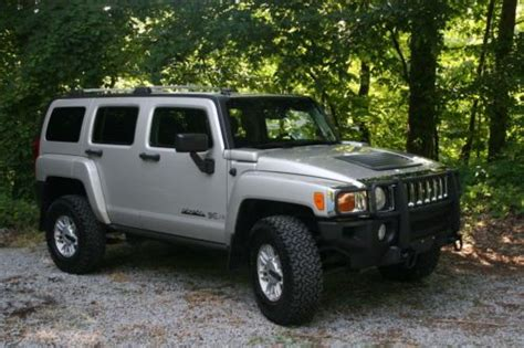h3 2006 hummer h3 manuals sell used 2006 hummer h3 adventure manual transmission in