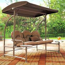 patio walmart patio swing home interior design