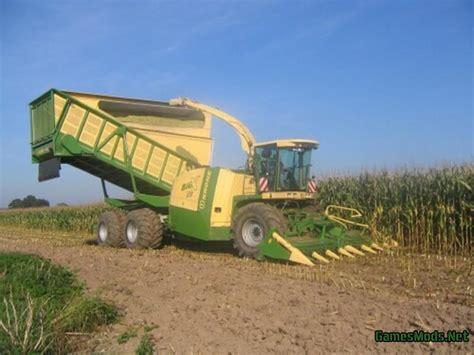 Big X krone harvesters