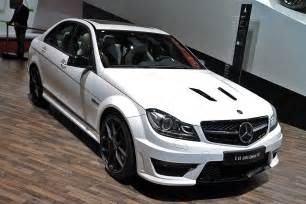 Mercedes C63 Amg Edition 507 2014 Mercedes C63 Amg Edition 507 Still Lights Our