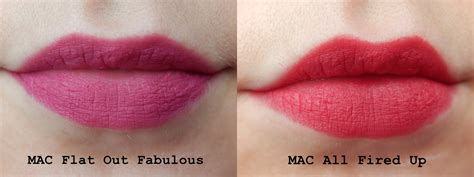 all fired up tanjawhatsername review mac all fired up flat out fabulous