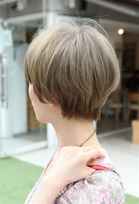 the backs of womens short haircuts back view short haircuts