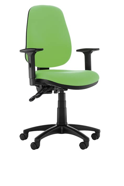 Height Adjustable Chair by Task Chair High Back Height Adjustable Arms