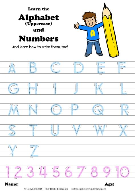 letters and lessons for the books learn the alphabet numbers and how to write them