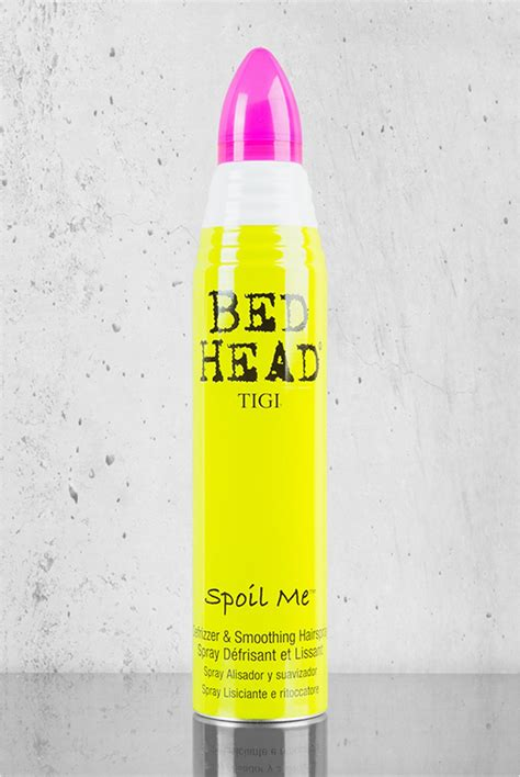 bed head spoil me 5 products to help prevent hat hair hair extensions blog