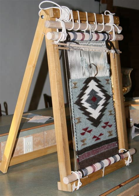 Handmade Loom - spin acres navajo churro sheep and more