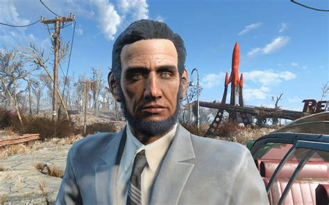 is abraham lincoln abraham lincoln is now a playable character in fallout 4