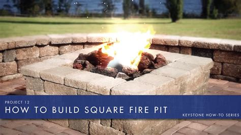 keystone pit khts project 12 how to build a square pit on vimeo