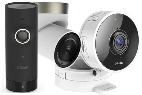 d link s new security cams at ces dcs 8000lh dcs 8100lh