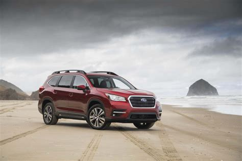 2019 Subaru Ascent Fuel Economy by 2019 Subaru Forester Vs 2019 Subaru Ascent Compare