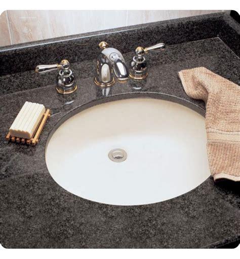 19 inch bathroom sink american standard 0497221 ovalyn 19 inch undermount