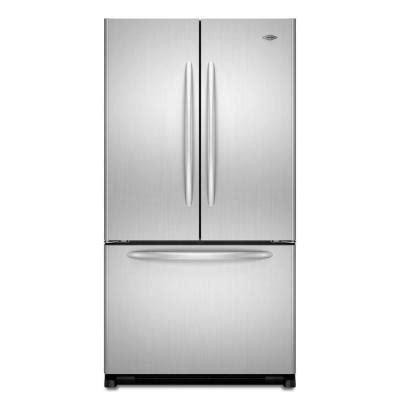 home depot counter depth door refrigerator maytag 19 6 cu ft door refrigerator in stainless