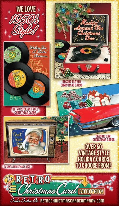 81 Best Images About Retro Collection Of Retro Style Cards Tree