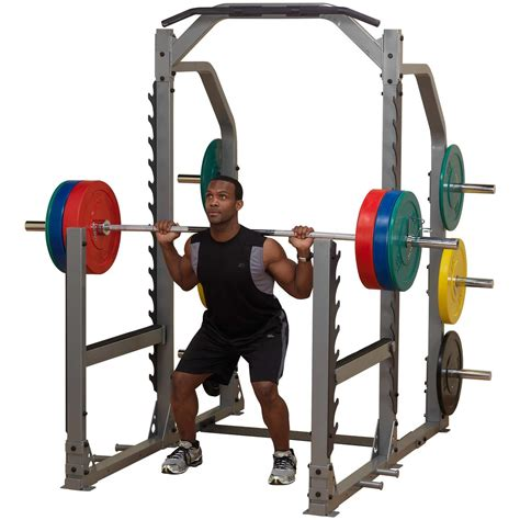 Pro Squat Rack by Solid 174 Pro Clubline Multi Squat Rack 201885 At