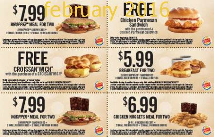 printable grocery coupons uk 2016 burger king coupons 2016 printable coupons online