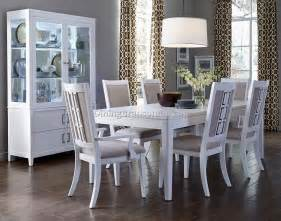 white dining room sets best dining room furniture sets tables and clarice 5 piece 55x31 dining room set in gloss white on sale online