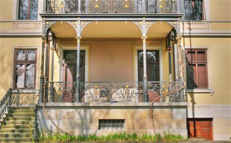 Veranda Jugendstil by Moritz H 196 Berling Ag Projekte Schlosserei