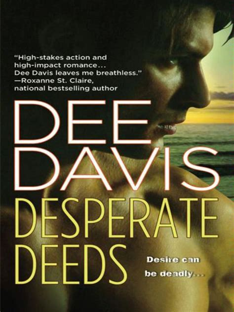 Desperate Deeds by Desperate Deeds Mid Continent Library Overdrive
